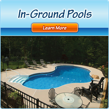 In ground pool accessories